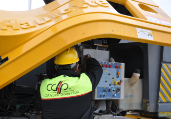 CDP Access si vasta sa retea de service