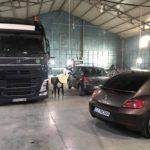 servicii de curatare auto