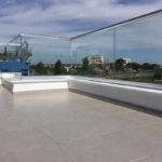 Balustrade inox cu sticla Craiova